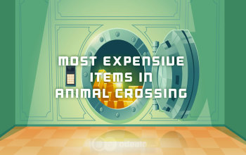 The Most Expensive Items in Animal Crossing: New Horizons