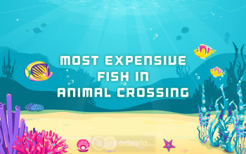 The most expensive Fish in Animal Crossing
