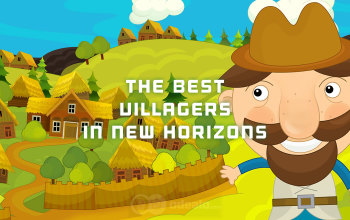 Best Villagers in Animal Crossing: New Horizons