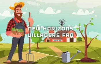Animal Crossing: New Horizons Villagers FAQ