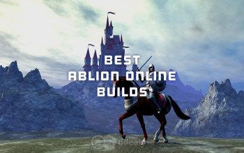 Best Albion Online builds - Character roles explained