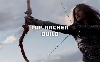 The Best PvP Archer build - Albion Online