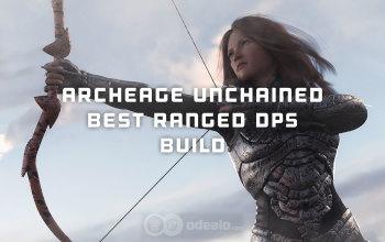 Archeage Ebonsong Best Ranged DPS Build
