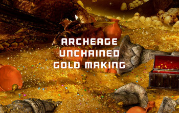 ArcheAge Unchained Gold Making and Farming Guide