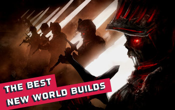 The Best New World Builds and Class Guides