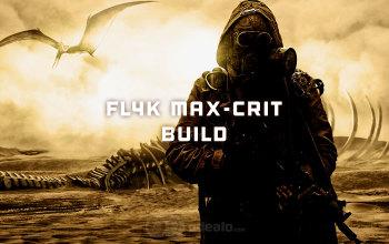 The Best FL4K Max Crit Build for Borderlands 3