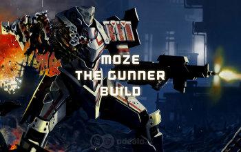 Moze Max DPS Gunner Build for Borderlands 3