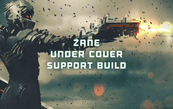 Under Cover Zane the Best Support Build for Borderlands 3