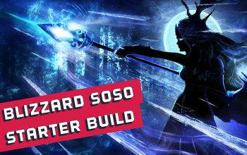 Blizzard Sorceress Diablo 2 Resurrected Build
