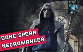 Bone Spear Necromancer Build for Diablo 2 Resurrected