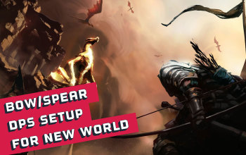 New World Bow/Spear PvE DPS Build