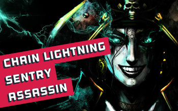 Chain Lightning Sentry Assassin PD2 Build