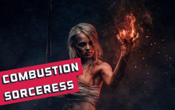 Combustion/Frozen Orb Sorceress PD2 Build