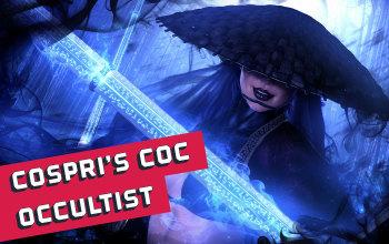 Cospri's CoC Ice Spear Occultist Build