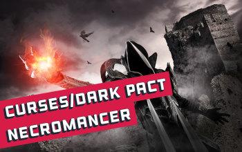 Curses/Dark Pact Necromancer PD2 Build