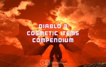 [EN]Cosmetic items in Diablo 3
