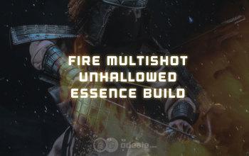 Multishot Unhallowed Essence Demon Hunter Build - Diablo 3 RoS