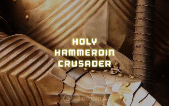 Holy Hammerdin Solo GR Pushing Crusader Build - Diablo 3 RoS