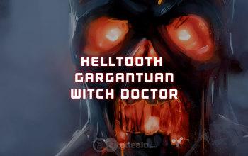 Helltooth Gargantuan Pet Witch Doctor Build - Diablo 3 RoS