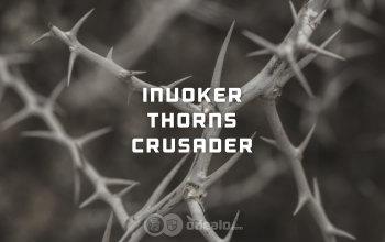 Thorns Invoker Crusader Season 13 Starter Build - Diablo 3 RoS