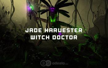 Jade Harvester Witch Doctor Season 13 Build - Diablo 3 RoS