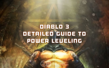 Diablo 3 Power Leveling - Detailed Guide