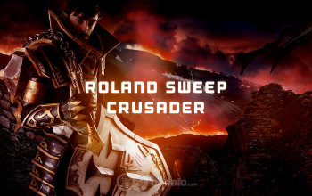 Roland's Legacy Sweep Crusader build - Diablo 3