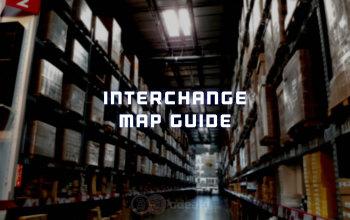 Escape from Tarkov Interchange Map Beginner's Guide