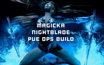 Magicka Nightblade PvE DPS ESO Build