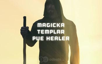 Magicka Templar The Best Healer Build in ESO