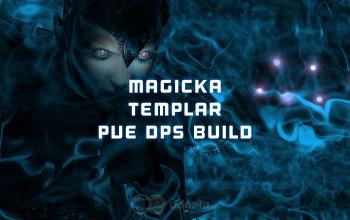 ESO Magicka Templar PvE DPS Build