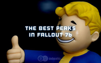 Fallout 76 - The Best Perk Cards in FO76 - Odealo