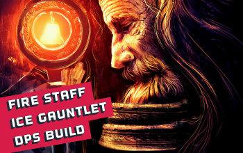 New World Fire Staff/ Ice Gauntlet DPS Build