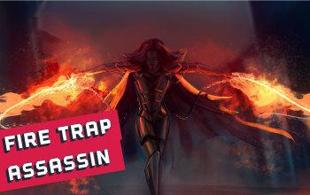 Fire Trap/Wake of Fire Assassin Build for Diablo 2 Resurrected