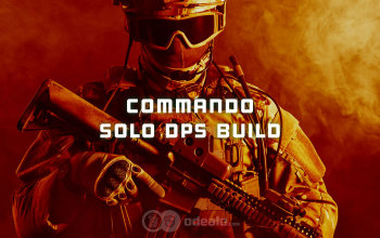 Fallout 76 Commando Solo DPS build - Odealo