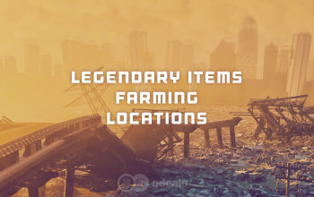 Fallout 76 Legendary Items Best farming locations