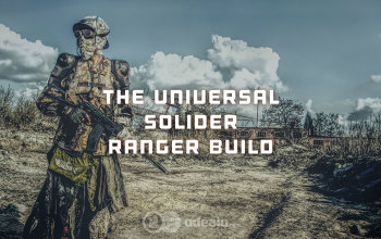 The Universal Soldier - Fallout 76 Ranger build