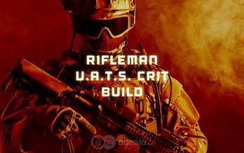 Fallout 76 Rifleman w/o Power Armor build - Odealo