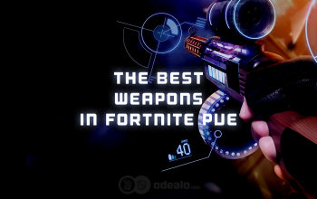 The Best Weapons in Fortnite: Save the World (PvE)
