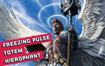"Freezing Pulse Totem ""Low Life"" Hierophant Build"