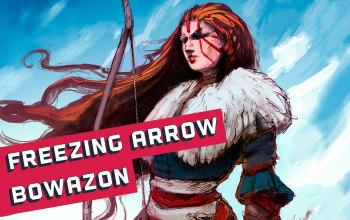 Freezing Arrow Bowazon Amazon Build for Diablo 2 Resurrected