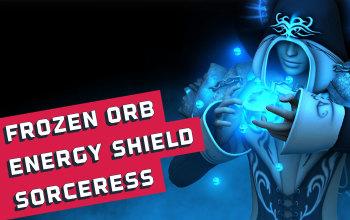 Frozen Orb ES Sorceress Build for Diablo 2 Resurrected