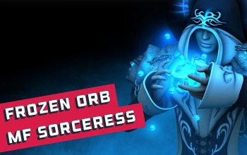 Frozen Orb Sorceress Magic Find Build PD2