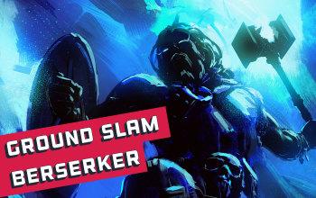 Vaal Ground Slam Spam Berserker Build