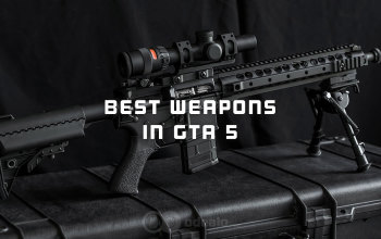 The Best Weapons in GTA V Online