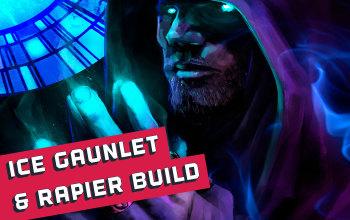 New World Ice Gauntlet/Rapier DPS Build