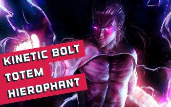 Kinetic Bolt Ballista Totem Hierophant Build