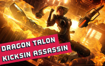 Dragon Talon Kicksin Assassin Build for Diablo 2 Resurrected