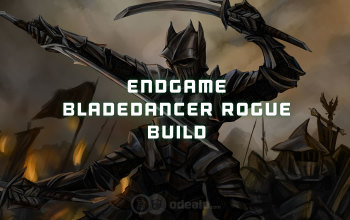 """Shadow Crafter"" Bladedancer End Game Build Last Epoch"