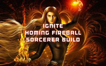 Ignite Fireball Mage/Sorcerer build for Last Epoch